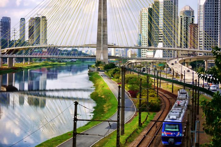 Rio Pinheiros – SP