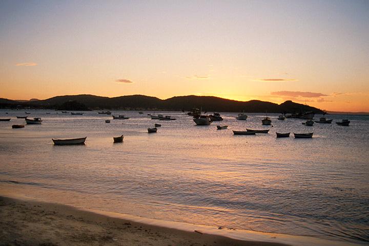 Praia da Armação, Búzios – RJ