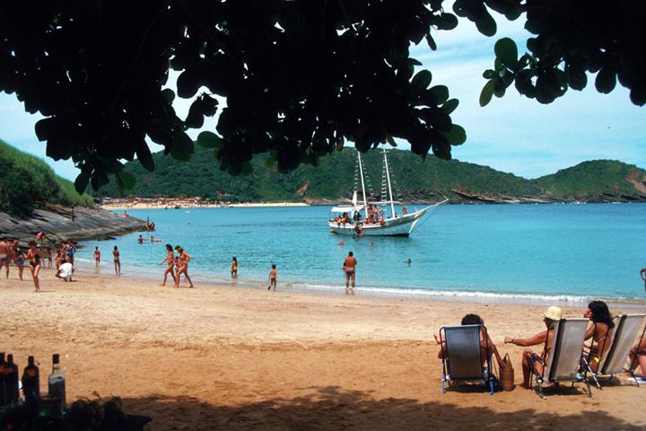 Praia de João Fernandes, Búzios – RJ