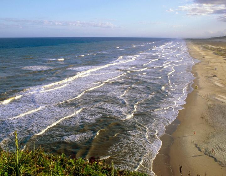 Torres beach, RS