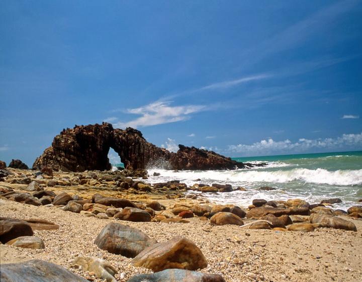 Jericoacoara beach, CE