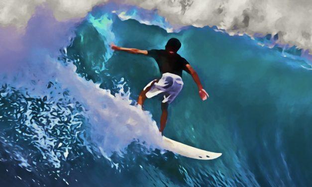 Surfing life #06