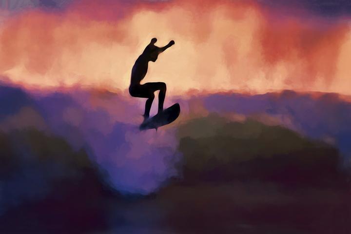 Surfing life #07