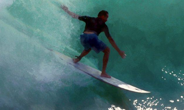 Surfing life #09